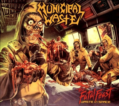 The Fatal Feast [Deluxe Edition] [Digipak]