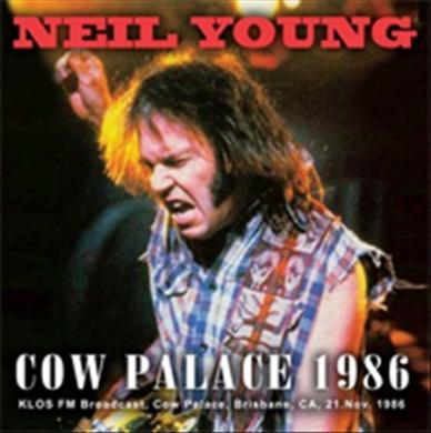 Cow Palace 1986