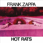 CD Frank Zappa Hot Rats