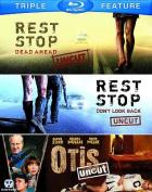 Rest Stop: Dead Ahead/Rest Stop [Region A] [Blu-ray]