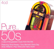 Pure... 50s [Digipak]