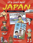 Let's Learn About Japan Coloring Book