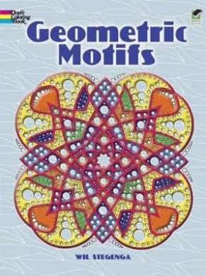 Geometric Motifs (Dover Design Coloring Books)