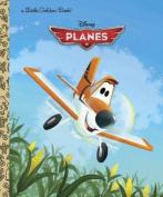 Planes Little Golden Book