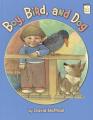 Boy, Bird, and Dog