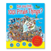 Can You Find 1001 Pirates and Other Things?