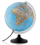 Carbon Classic Illuminated Globe