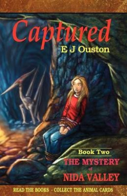 Captured: The Mystery of Nida Valley Book 2 (The Mystery of Nida Valley)