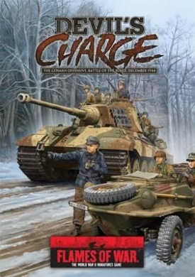 Devil's Charge: The German Offensive, Battle of the Bulge, December 1944 (Flames of War)