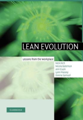 Lean Evolution: Lessons from the Workplace