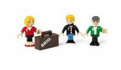 BRIO 33519 Family Figure Pack