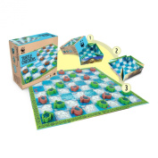 Turtle Checkers - WWF Games & Puzzles - from Marbel Toys