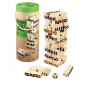 Miombo Tumble Tower - WWF Games & Puzzles - from Marbel Toys