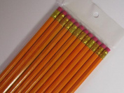 12 pencil pack of economy pencils