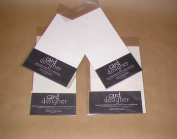 Inkjet and Laser Printable Card Inserts - A6 White