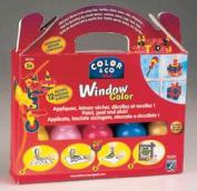 Color & Co. Window Art Set - Safari Set