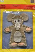 Elephant Felt Hand Puppet from Kids Craft