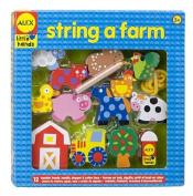 ALEX Toys Little Hands String A Farm