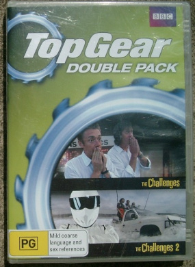 Top Gear Double pack