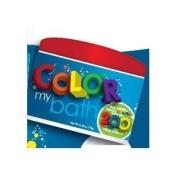 Colour My Bath H2O La La! 200 Small Tablets