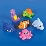 Under the Sea Squirt Toys