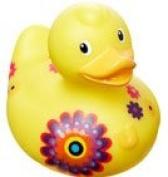 Bud Mini Bloom Yellow Rubber Duck