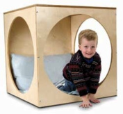 Whitney Brothers Birch Laminate Play House Cube