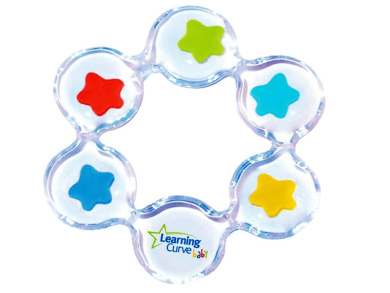 The First Years Learning Curve Floating Stars Teether