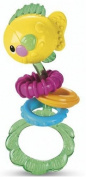 Fisher-Price Ocean Wonders Fish Dumbbell Rattle