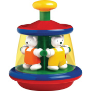 Schylling Ambi  Ted And Tess Carousel