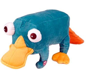 Disney's Phineas and Ferb 36cm Talking Plush Figure Perry