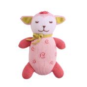 Fair Indigo Cutie the Lamb Organic Stuffed Animal