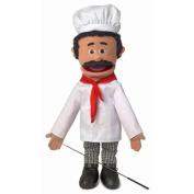 Chef Luigi Kids Full Body Puppets Toys, 25 x 12 x 10