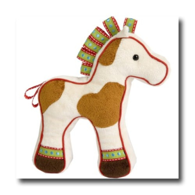 Cookie Horse Plush Toy