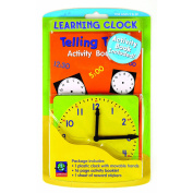 Eureka Learning Playground Hands On Learning, Learning Clock
