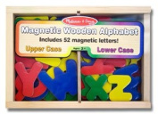 Magnetic Wooden Alphabet Toy -