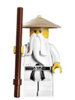 Lego ninjago - Sensei Wu