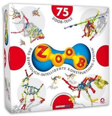 ZOOB 75-Piece Basic Set