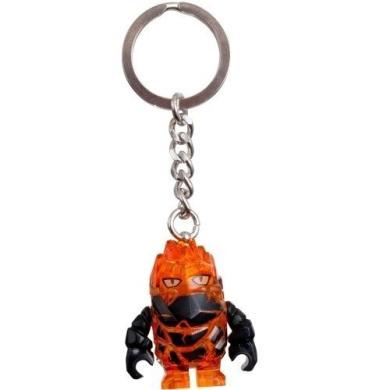 LEGO Power Miners: Firax Rock Monster Keychain