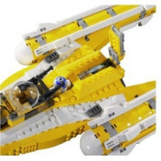 Lego Star Wars Anakin's Y-Wing Starfighter Style# 8037