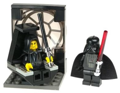 LEGO Star Wars: Final Duel 1 Darth Vader & Emperor (7200)