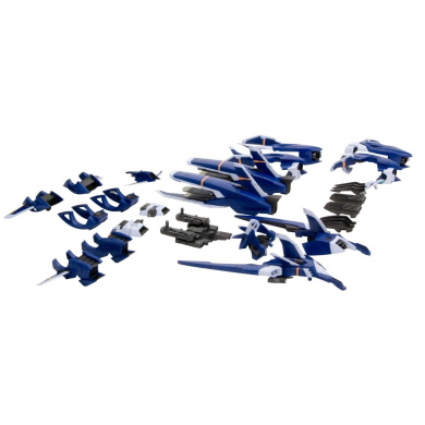 ZOIDS Jager Unit for Liger Zero - 1/72 Scale Construction Model Kit (Jager Unit Only)