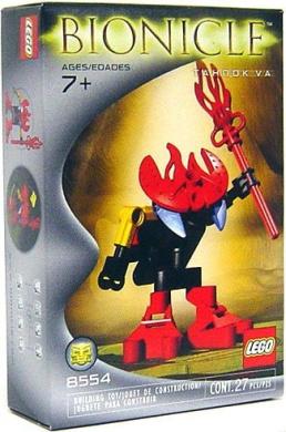 Lego Bionicle 8554 Tahnok-Va