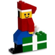 Lego Christmas Elf Boy #10165