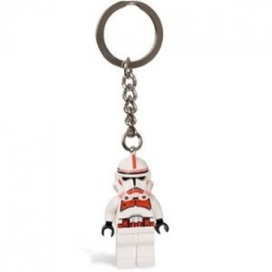 Lego Shock Trooper - Star Wars Key Chain