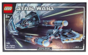 Lego Star Wars Tie Fighter & Y-Wing