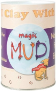 AMACO Magic Mud Air Dry Clay, 3-Pound, Natural