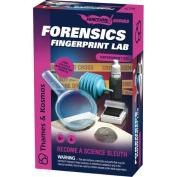 Forensics Fingerprint Lab
