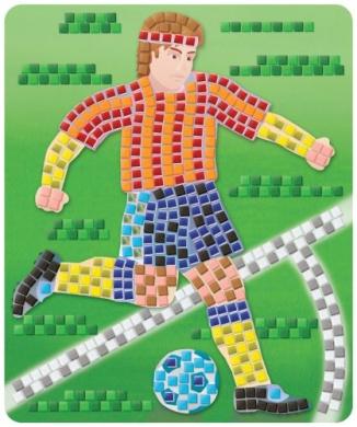 Orb Factory Sticky Mosaic Sports