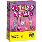 Creativity For Kids Creativity for Kids Kit Tile Art Necklaces